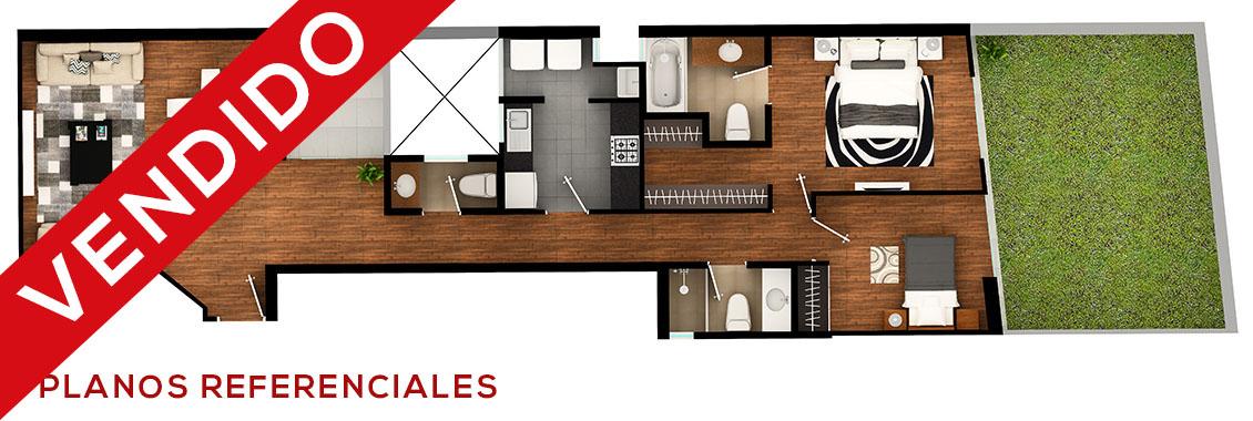 Las cuatro ventajas de adquirir una vivienda en planos