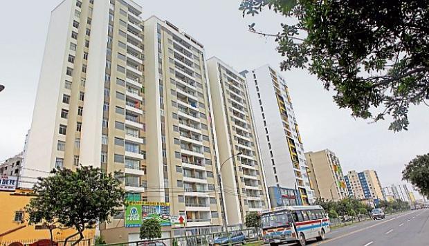 ¿Cuáles son los 10 distritos en Lima con mayor oferta de viviendas?